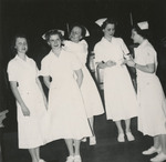 Nursing Students' Capping Ceremony by Unknown