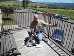 Earl Jones Demonstrating Weather Tool