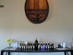 Abacela Winery Wine Display