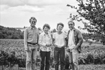Bethel Heights Vineyard Owners at the Vineyard 02 by Unknown