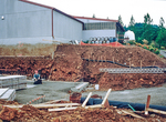 Excavation for New Bethel Heights Vineyard Cellar by Unknown