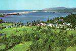Salishan Lodge Postcard