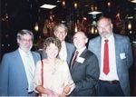 Phillip DeVito with Wine Industry Friends