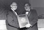 Phillip DeVito Presented Wine Spectator Grand Award by Unknown