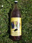 Antique Doerner Wine Bottle by Linfield College Archives