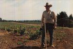 Elton Ingram Planting Cuttings Into Nursery