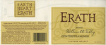 Erath Vineyards 2003 Willamette Valley Gewürztraminer Wine Label