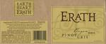 Erath Vineyards 2004 Oregon Pinot Gris Wine Label by Erath Vineyards