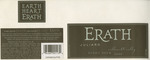 Erath Vineyards 2000 Willamette Valley Pinot Noir (Juliard) Wine Label