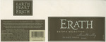 Erath Vineyards 2001 Willamette Valley Pinot Noir Wine Label
