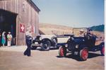 Classic Cars at Girardet Winery by Philippe Girardet