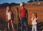 Four Girardet Children by Philippe Girardet