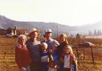 Girardet Family in the Vineyard 01 by Unknown