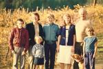 Girardet Family in the Vineyard 03 by Unknown