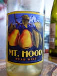 Mt. Hood Winery Pear Wine by Linfield College Archives