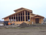 Mt. Hood Winery Construction 14
