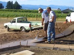 Mt. Hood Winery Construction 20