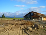 Mt. Hood Winery Construction 22