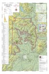 Map of Vineyards, Wineries, & Tasting Rooms of Yamhill-Carlton District American Viticultural Area by The Maps Store, Inc.