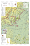 Map of Vineyards, Wineries, & Tasting Rooms of McMinnville American Viticultural Area by The Maps Store, Inc.