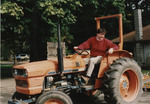 Michel Ponzi on Tractor by Unknown
