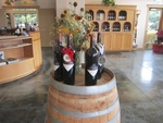 Valley View Winery Tasting Room 07 by Linfield College Archives