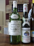 Vintage Wine Bottles by Linfield College Archives