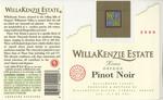 WillaKenzie Estate 2000 Willamette Valley Pinot Noir Wine Label by WillaKenzie Estate