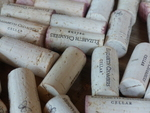 Elizabeth Chambers Cellar Corks by Linfield College Archives