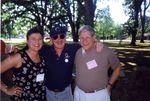Doc Wilson with Bob Gross
