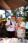 Doc Wilson with Mark Vlossak