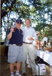 Doc Wilson with Rob Stuart