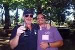 Doc Wilson with David Autrey