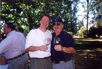 Doc Wilson with Joe Dobbes, Jr.