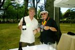 Doc Wilson with Eric Hamacher