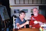 Marilyn Webb with Ken Friedenreich