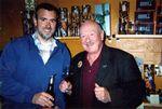 Doc Wilson with Ken Pahlow