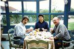 Doc Wilson with Matt Elsen and Bob Liner