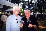 Doc Wilson with Patrick McElligot