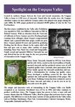 Spotlight on the Umpqua Valley by Meghan Gillen, Amanda Maxwell, and Keni Sturgeon