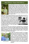 Pinot Pioneer: Susan Sokol Blosser by Meghan Gillen, Amanda Maxwell, and Keni Sturgeon