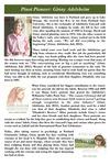 Pinot Pioneer: Ginny Adelsheim by Meghan Gillen, Amanda Maxwell, and Keni Sturgeon