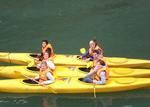 Kayaking by Morgan Christiansen