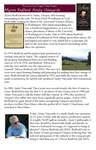 Myron Redford: Amity Vineyards